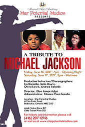 A TRIBUTE TO MICHAEL JACKSON